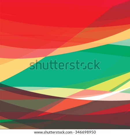 Abstract colorful artistic background. Composition with colored stripes. Vector illustration. Can be used for presentations, backgrounds, invitations, business brochures.