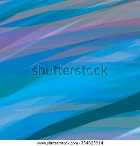 Abstract colorful artistic background. Composition with colored stripes. Vector illustration. Can be used for presentations, backgrounds, invitations, business brochures. - stock vector
