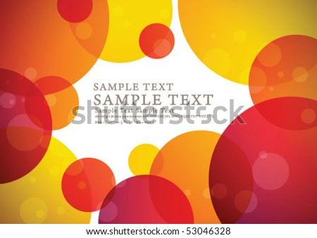 Abstract colorful background 05 - stock vector