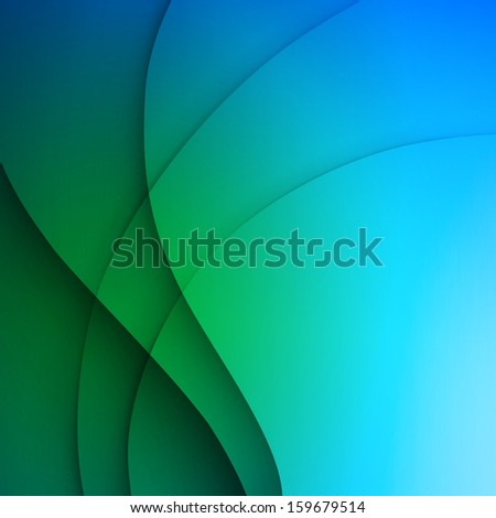 Abstract colorful empty background - stock vector