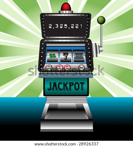 4 pics 1 word casino slot machine