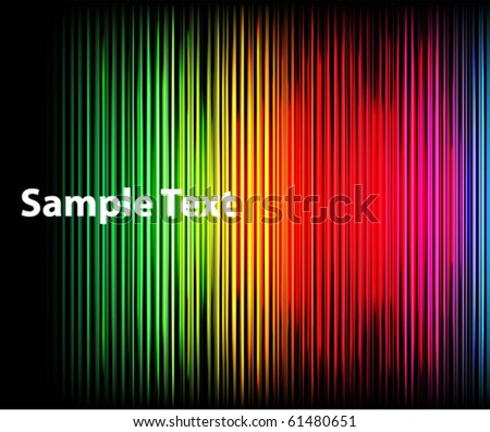 Abstract colorful wallpaper.
