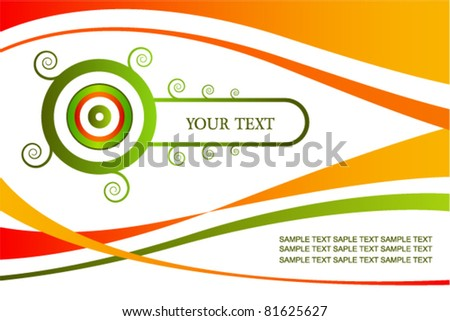 abstract company background