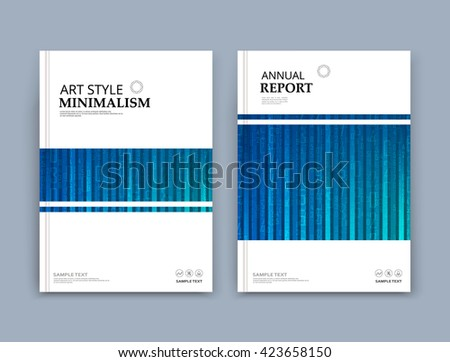 Abstract Composition Math Technology Ad A 4 Stock Vector 423658150 ...