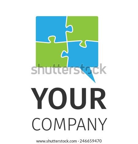 Abstract Creative concept logo, excellent vector illustration, EPS 10 - stock vector