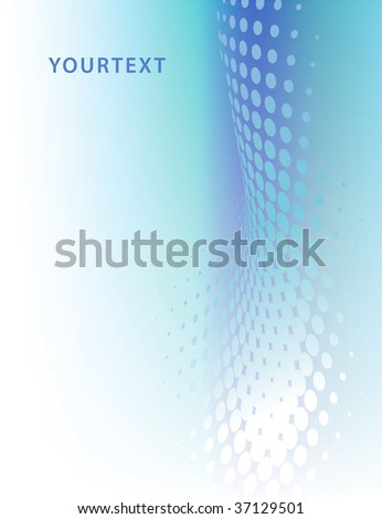 abstract creative vector template