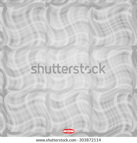 abstract curve dark grey pattern with ash smoke. vector illustration
