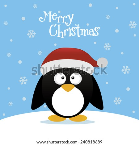Abstract Cute Merry Christmas Background With Some Special Objects