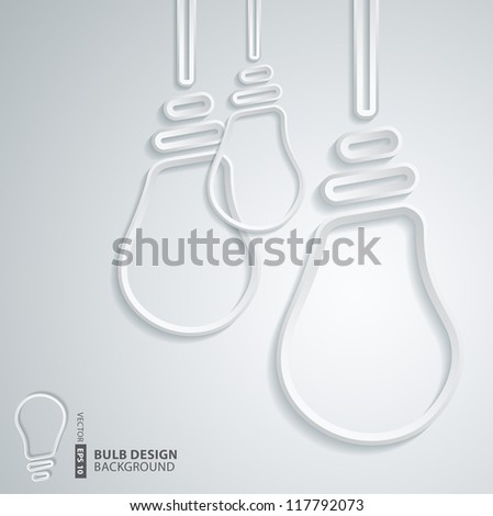 Abstract 3D Bulb Design