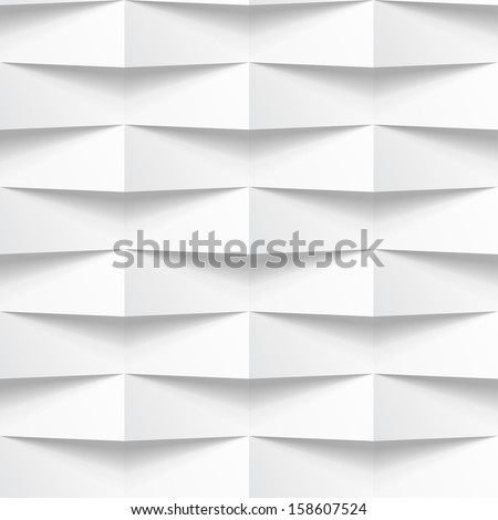 Abstract 3d geometric background.  - stock vector