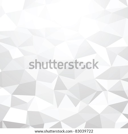 Abstract 3d wire vector background. EPS 8 vector file included - stock vector