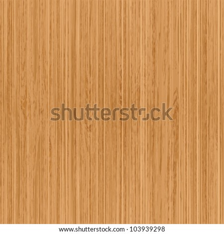 Abstract decorative striped textured wooden background. Vector. - stock vector