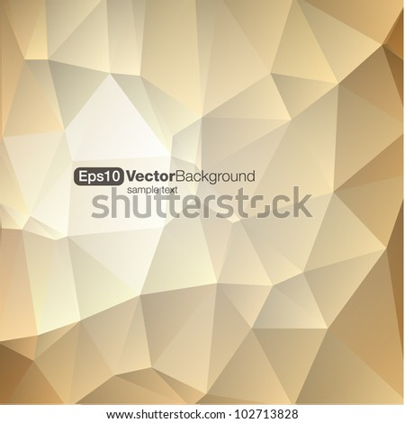 Abstract decorative vector background - stock vector