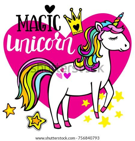 Unicorn Hocky Girl Draw So Cute Www Picturesso Com