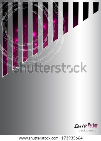 Abstract elegant background - stock vector
