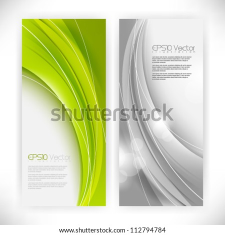 abstract elegant background illustration. eps10 vector format - stock vector
