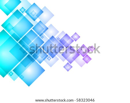 abstract eps10 background - stock vector