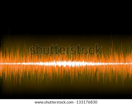 Abstract equalizer background. EPS 8 vector file included - stock vector