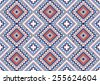 Abstract ethnic geometric patterns colorful design for background or wallpaper.  - stock vector