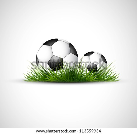 abstract football green grass colorful vector
