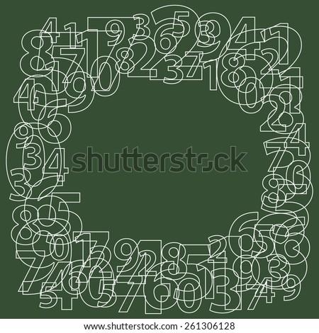 Random Background Generator Random Number Generator