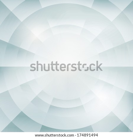 Abstract Geometric Art - stock vector