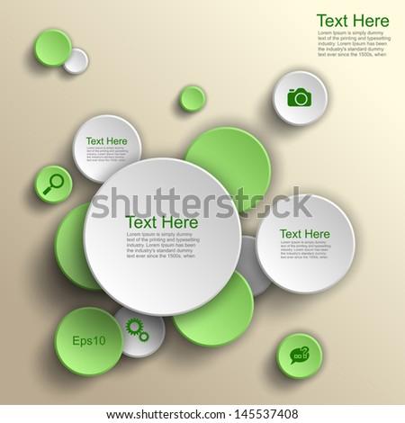 Abstract geometric background, Design, website, vector - stock vector