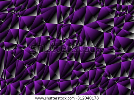 Abstract geometric background. Modern vector backtop for web design.  - stock vector