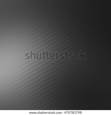 abstract geometric background with  triangle, mosaic