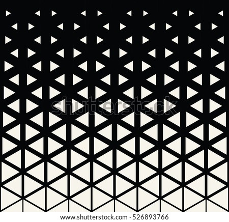 Graphic design art black and white  Abstract Geometric Black White Graphic Design Stock-vektorgrafik ...