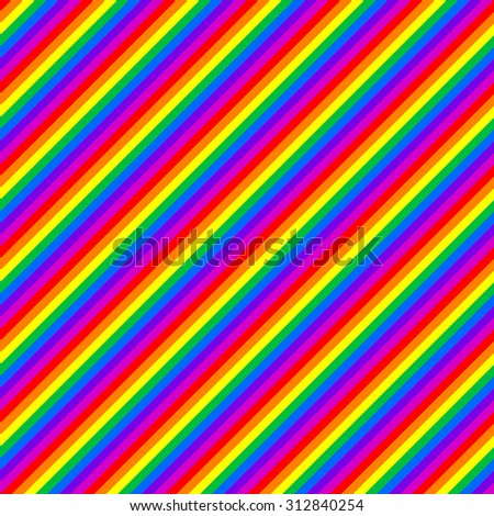 Abstract geometric colorful seamless pattern.  - stock vector