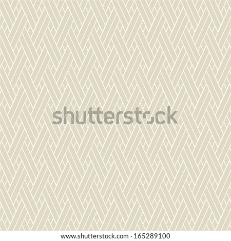 Abstract geometric pattern. A seamless vector background.Gray and white texture. - stock vector