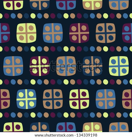 abstract geometric pattern for textiles, interior design, for book design, website background.