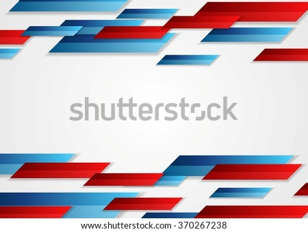 Abstract geometric technology design illustration. Vector concept background