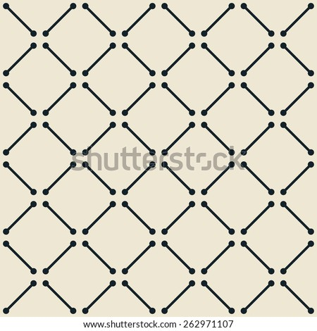 abstract geometric texture pattern. seamless vector background