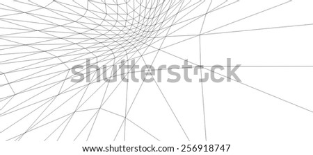 abstract geometrical background. Triangle geometry