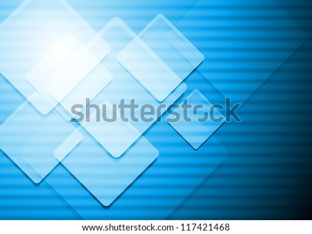 Abstract geometrical design. Vector background eps 10 - stock vector