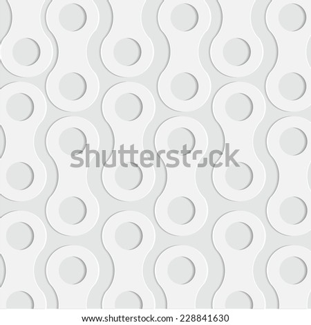 Abstract glossy origami / Vector abstract background/ .