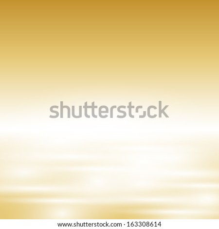 Abstract Golden Background - Vector Illustration, Graphic Design Editable For Your Design  - stock vector
