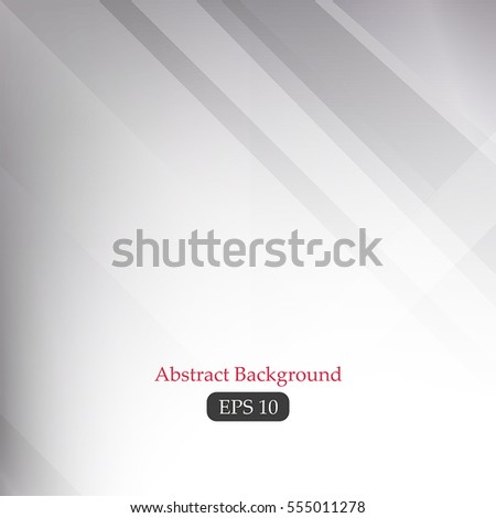 Abstract gray background. Vector, illustration, eps10.