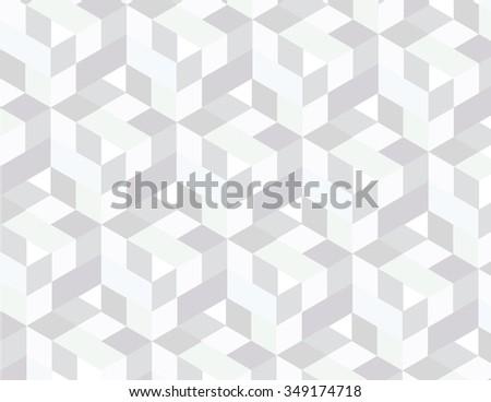 abstract gray  snowflake - stock vector