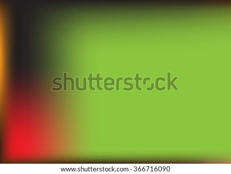 abstract green background with smooth gradient colors and multicolor background texture