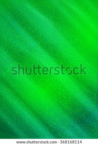 Abstract green blurred vector background. For design your website, application, presentation. EPS 10 - stock vector