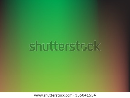 abstract green brown background with smooth gradient colors and multicolor background texture design for brochure or background for elegant Easter or Christmas background or web template