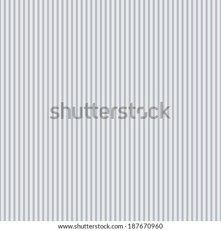 Abstract grey and white background of vertical straight lines - stock vector