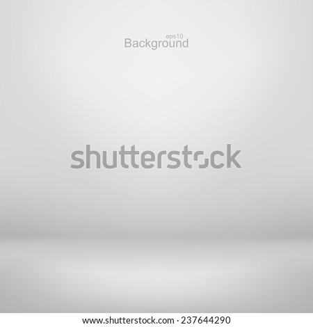 Abstract grey background - vector eps10 - stock vector