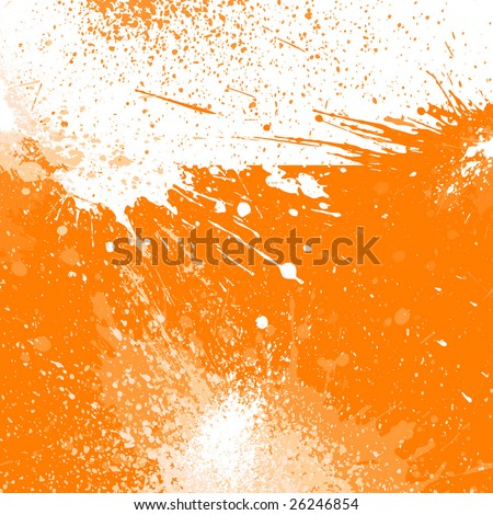 abstract  grunge background, vector  without gradient - stock vector