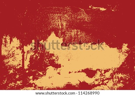 Abstract Grunge Bloody Background, with space for text or picture. EPS 10 vector illustration. - stock vector