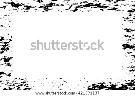 ABSTRACT GRUNGE FRAME BACKGROUND TEXTURE