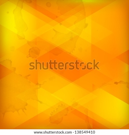 abstract grunge mosaic background - stock vector
